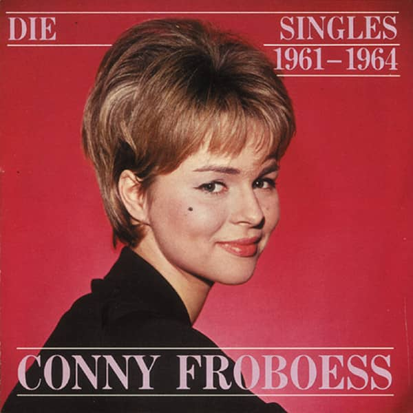 Froboess, Conny Vol.3, Die Singles 1961-64