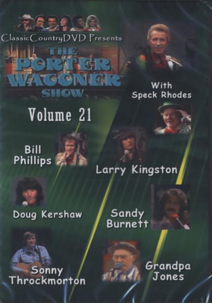 Wagoner, Porter Vol.21, Porter Wagoner Show