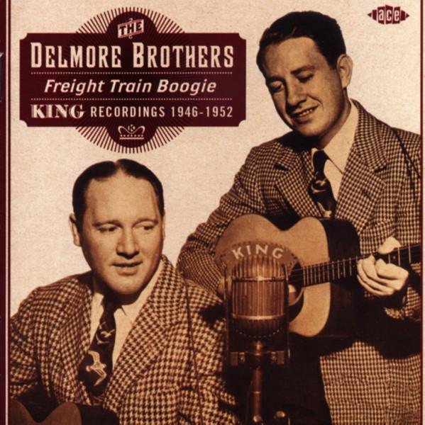 Delmore Bros Freight Train Boogie