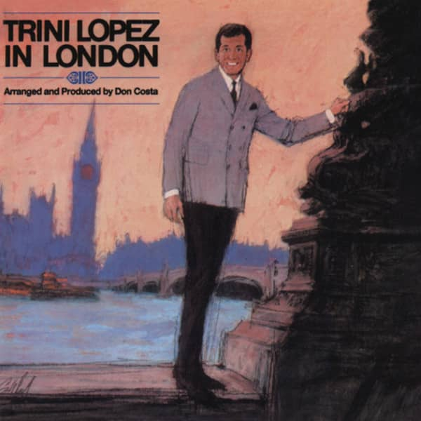 Lopez, Trini In London