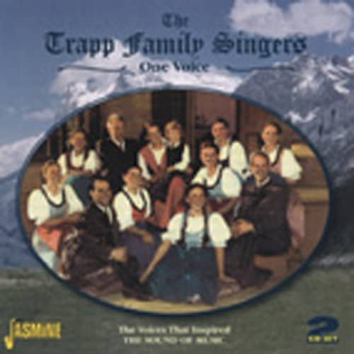 Trapp Family Singers One Voice 2-CD