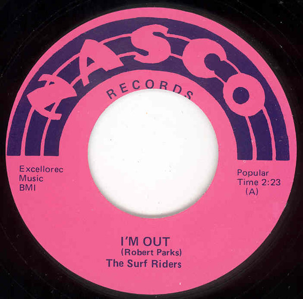 I'm Out - Rocko Socko 7inch, 45rpm