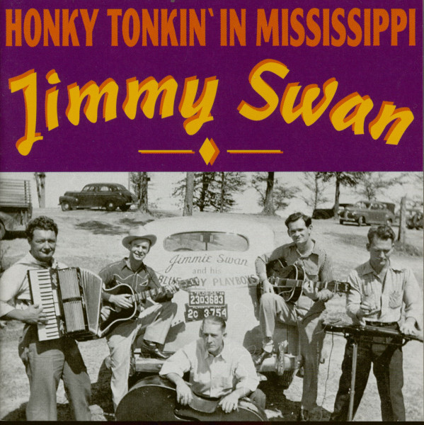 Honky Tonkin' In Mississippi (CD)