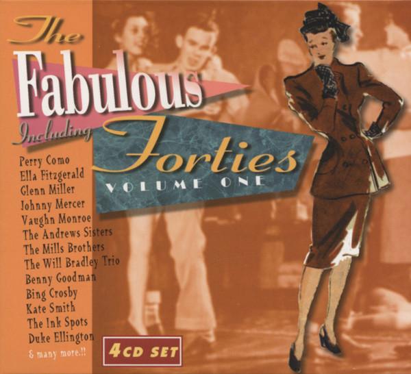 Va The Fabulous Forties, Vol.1 (4-CD)