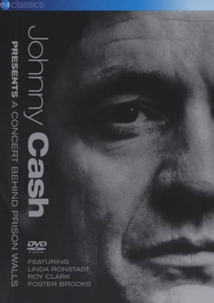 A Concert Behind Prison Walls (DVD)