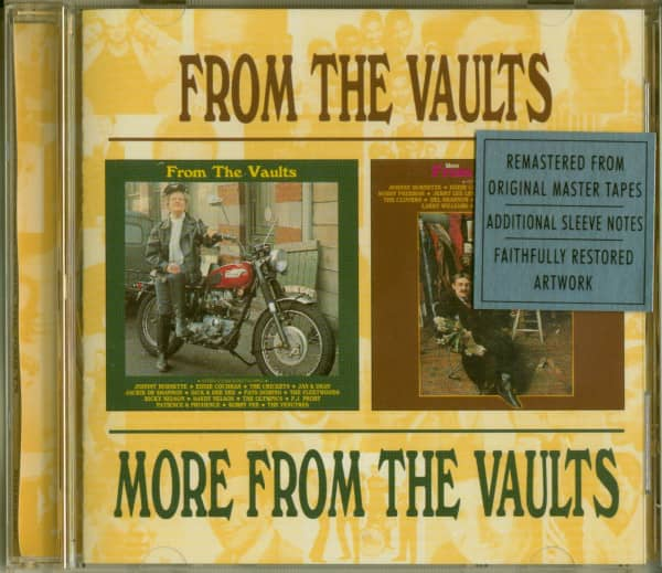 From The Vaults & More From The Vaults (CD)