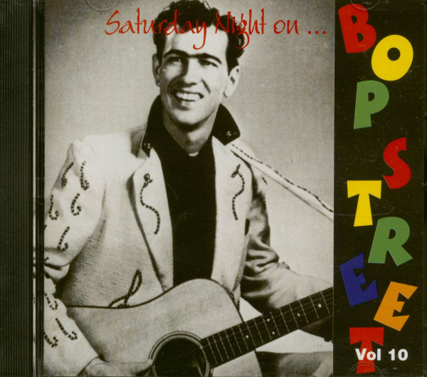 Saturday Night On Bop Street Vol.10 (CD)
