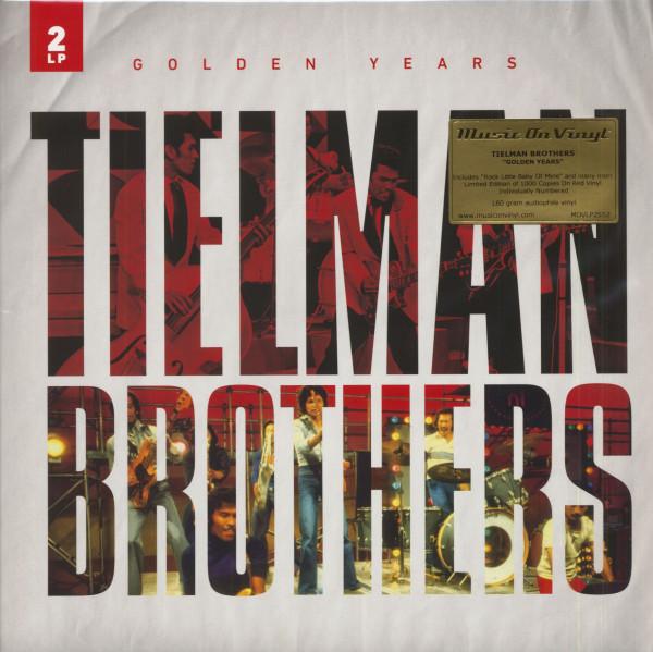 Golden Years (2-LP, 180g Red Vinyl, Ltd & Numbered)