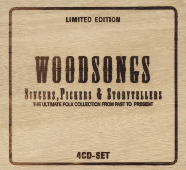 Va Woodsongs - Folk Collection (4-CD)Ltd.Woodbox