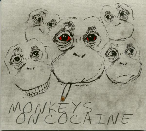 Monkey On Cocaine (CD)