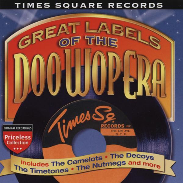 Va Times Square - Labels Of The Doo Wop Era