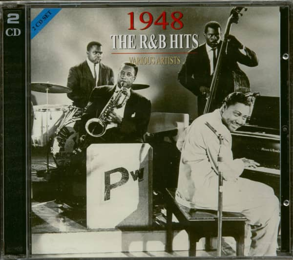 The R&B Hits 1948 (2-CD)