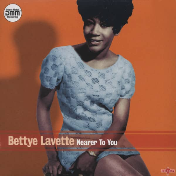 Lavette, Bettye Nearer To You - 180g Vinyl