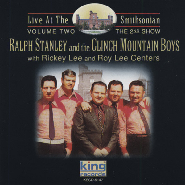 Stanley, Ralph Vol.2, Live At The Smithsonian
