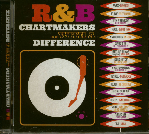 R&B Chartmakers With A Difference (CD)