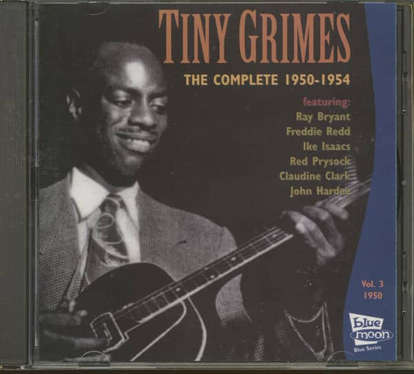 The Complete, Vol.3 - 1950-1954 (CD)