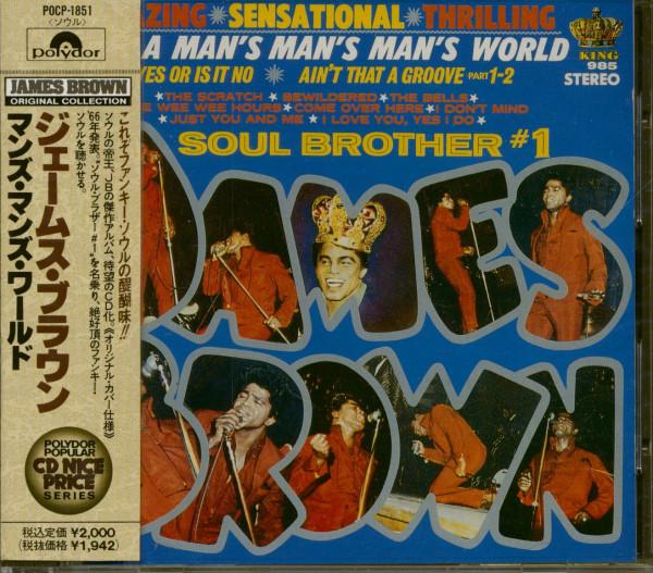 It's A Man's, Man's, Man's World (CD, Japan)