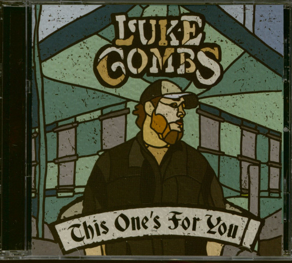 This One's For You (CD)