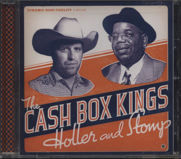 Cash Box Kings Holler & Stomp