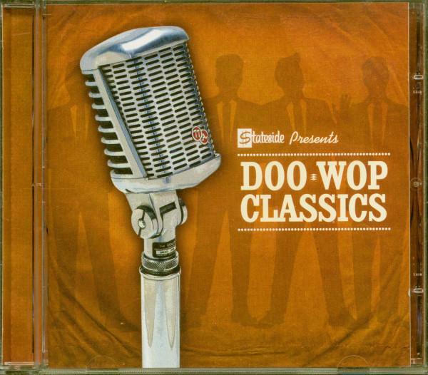 Stateside Presents Doo-Wop Classics (CD)