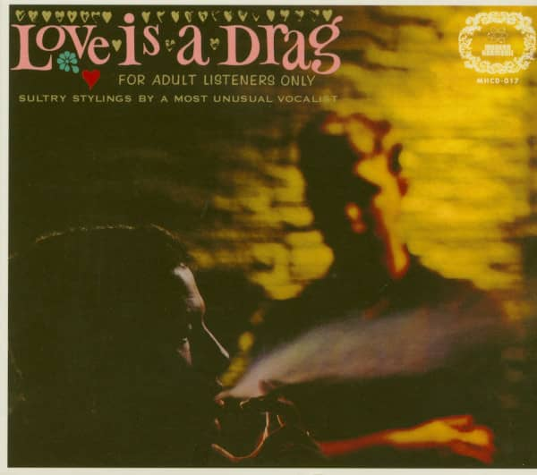 Love Is A Drag (CD)