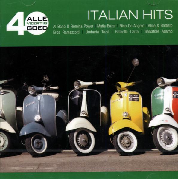Alle 40 Goed - Italian Hits (2-CD)