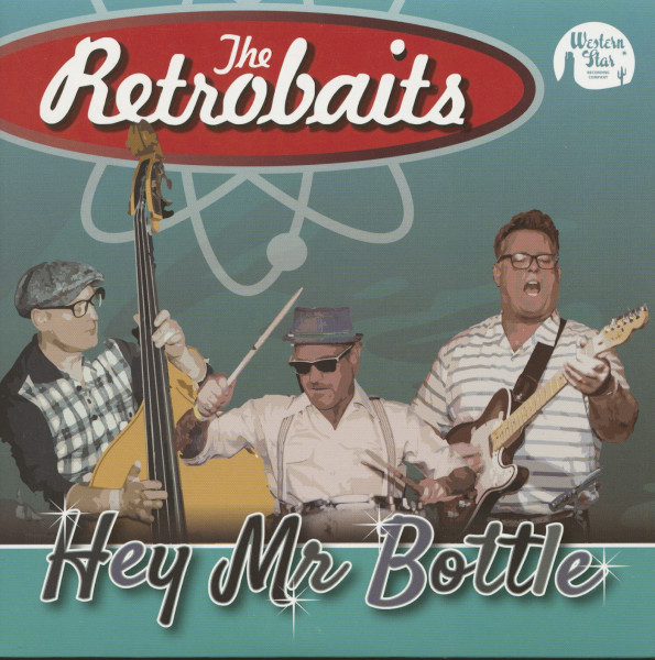 Hey Mr. Bottle (7inch, 45rpm, EP)