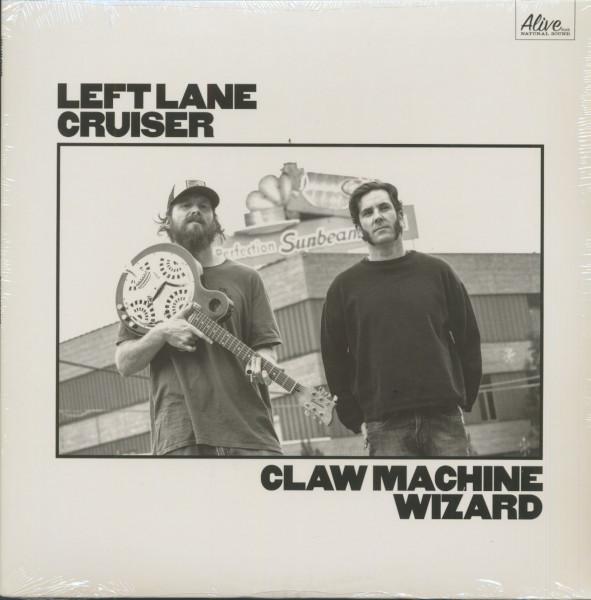 Claw Machine Wizard (LP)