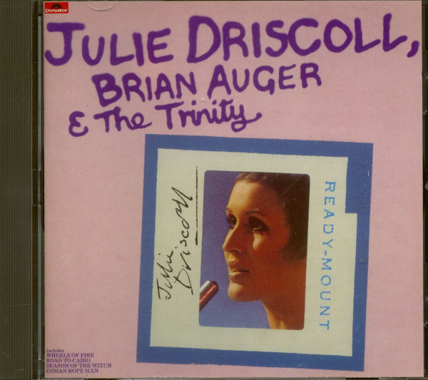 Julie Driscoll, Brian Auger & The Trinity (CD)