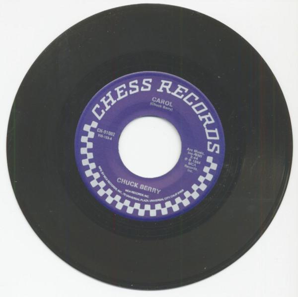 Carol - Sweet Little Rock'n'Roller (7inch, 45rpm)