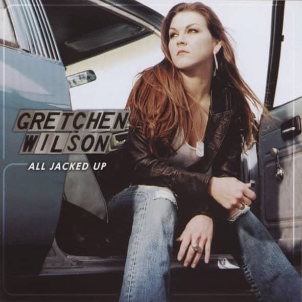Wilson, Gretchen All Jacked Up (2005)