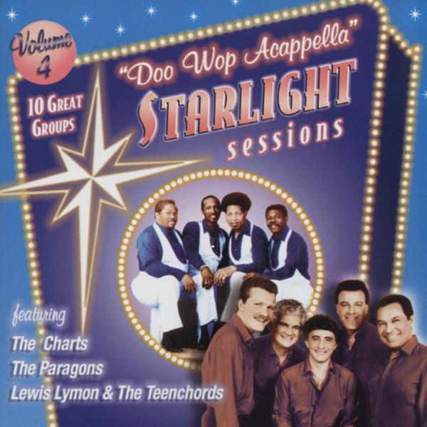 Va Vol.4, Doo Wop Acapella Starlight Sessions