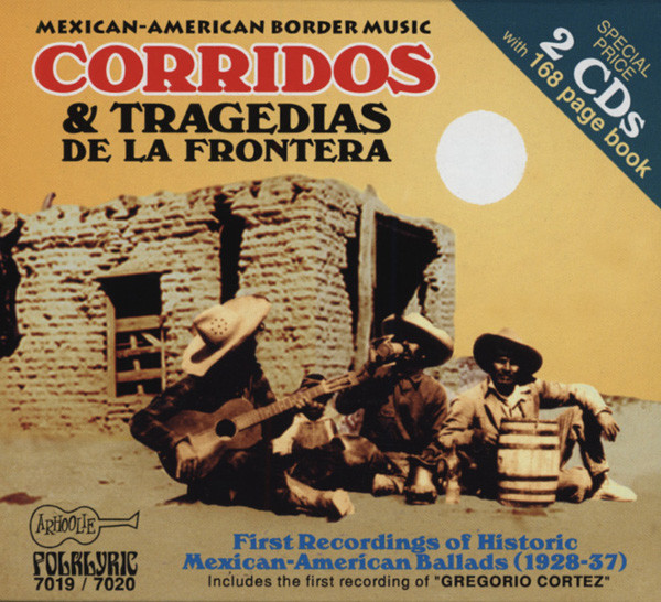 Va Corridas & Tragedias De La Frontera (2-CD)