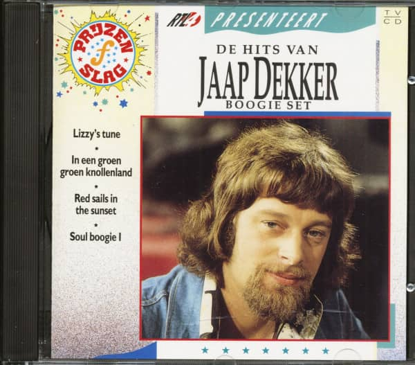 De Hits van Jaap Dekker - Boogie Set (CD)