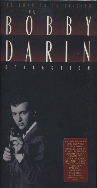 As Long As I'm Singing - The Bobby Darin Collection (4-CD)