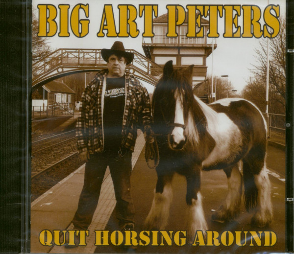 Quit Horsing Around (CD)