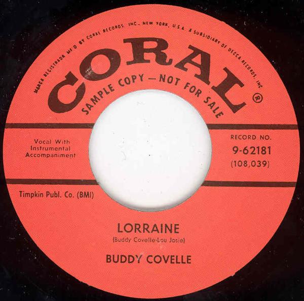 I'll Go On Loving You - Lorraine (7inch, 45rpm)