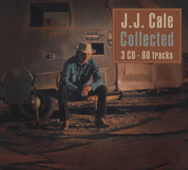 Cale, J.j. Collected (3-CD) Digipac