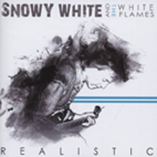White, Snowy Realistic