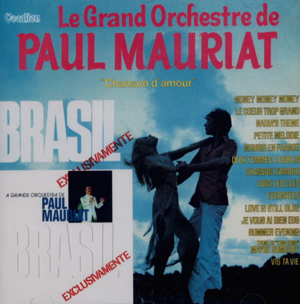 Chanson D'amour & Brasil Exclusivamente