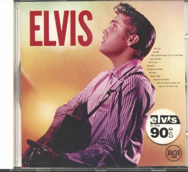 Elvis (CD, EU Version)