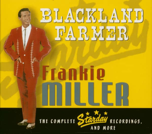 Blackland Farmer - The Complete Starday Recordings And More (3-CD)