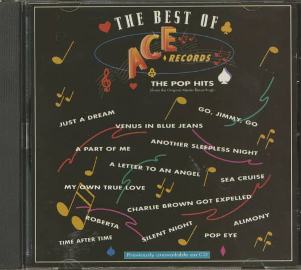 The Best Of Ace Records, Vol.1 (Rock & Roll) (CD)