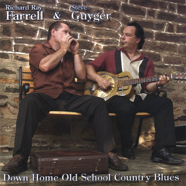 Down Home Old School Country Blues (CD)