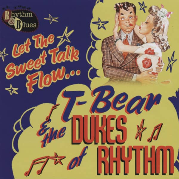 T-bear And Dukes Of Rhythm Let The Sweet Talk Flow...
