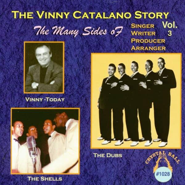 The Vinny Catalano Story Vol.3 (CD)