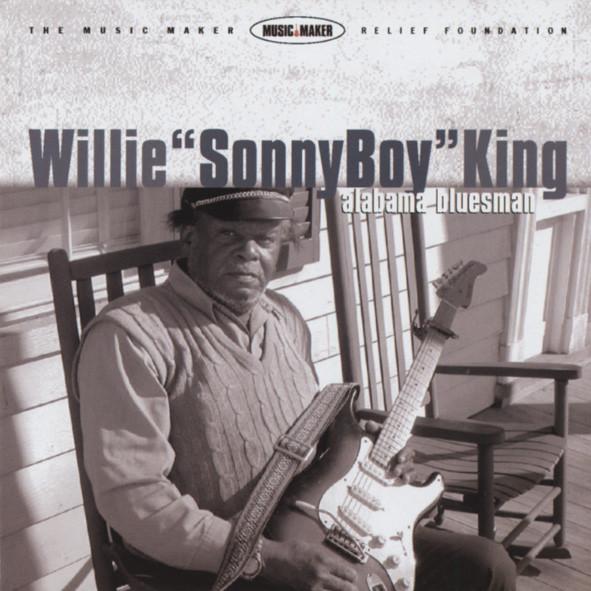 King, Willie 'sonny Boy' Alabama Bluesman