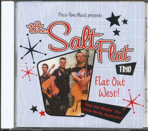 Flat Out West (CD, Ltd.)