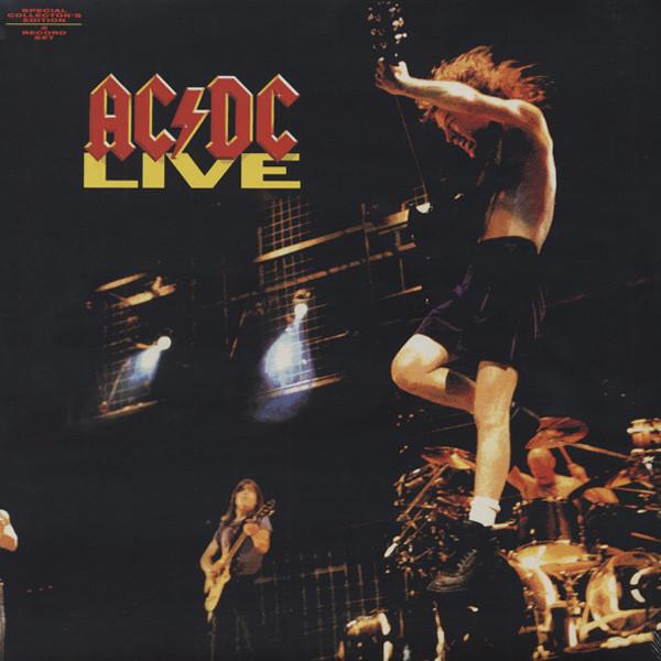 Live (1992) 2x180g Vinyl Gatefold - Klappcover