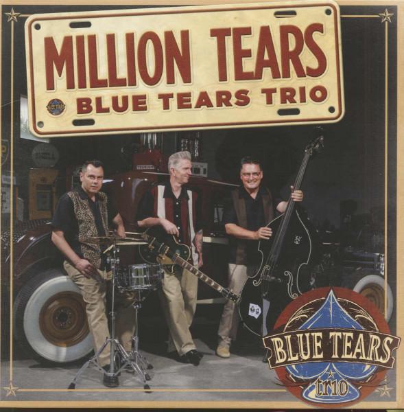 Million Tears (LP, 10inch)